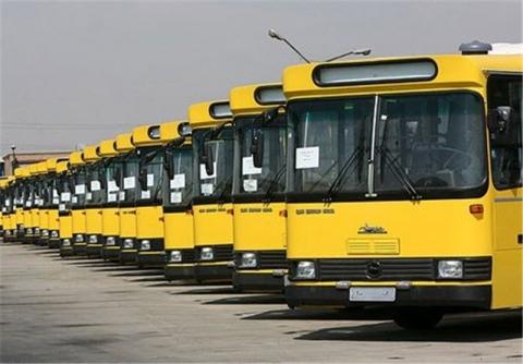 سرویسدهی ۴۰۰ دستگاه اتوبوس فوقالعاده به زائران حرم مطهر رضوی