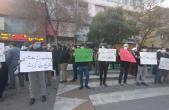 گزارش تصویری| تجمع مردم مشهد در محکومیت ترور دانشمند هستهای